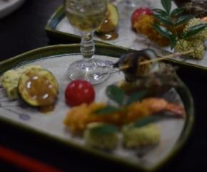今月のお料理   【聖護院】